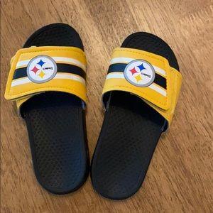 Pittsburgh Steeler slides